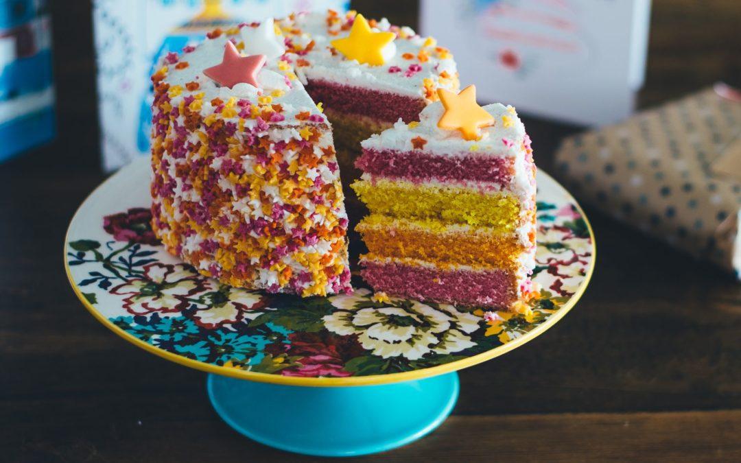 Website Security Cake