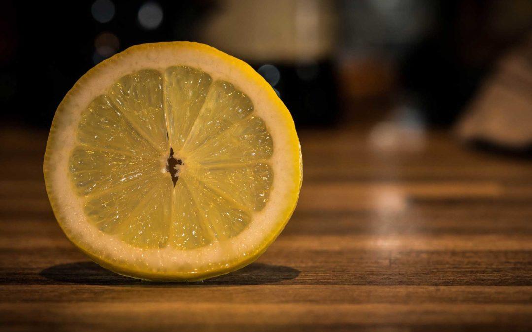The Lemonade Stand Dilemma